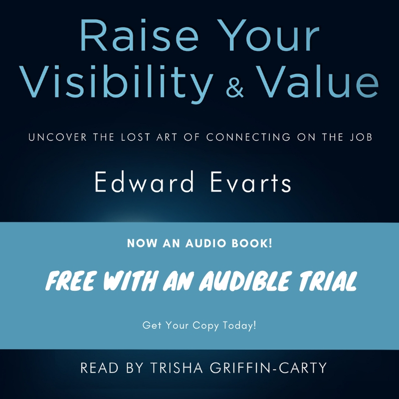 "Get ""Raise Your Visibility & Value"" Free with a Trial to Amazon's Audible"