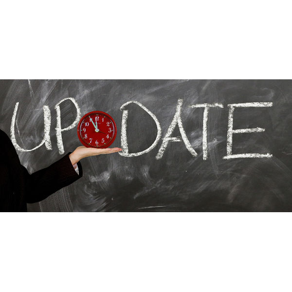 Enhancing Your Degree of Responsiveness – Update Appropriately
