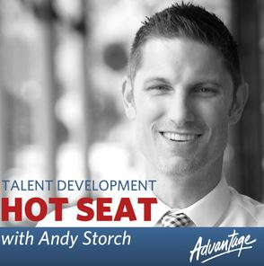 Talent Development Hot Seat with Andy Storch