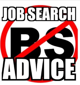 No B.S. Job Search Advice podcast